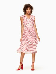 Kate Spade Carnation Raylen Dress Multi