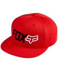 Fox Trenches Hat Red
