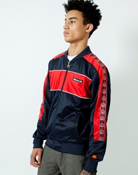 Ellesse Track Jacket With Side Taping