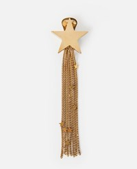 Stella Mccartney Yellow Star Tassel Earrings