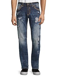 Affliction Ace Distressed Jeans Oakland