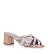 Gina Dexie Rocher Sandals Female Bronze