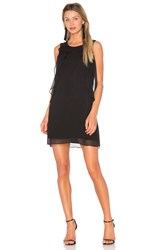 Bcbgeneration Ruffle Dress Black