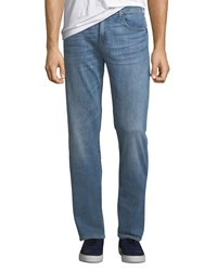 7 For All Mankind Carsen Lux Performance Denim Jeans Navy