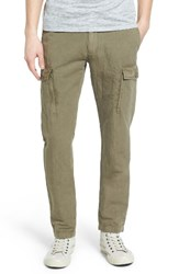 Treasure And Bond Men's Slim Fit Cargo Pants