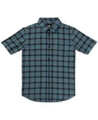 Element Short Sleeve Dixson Shirt Navy