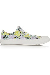 Converse Chuck Taylor All Star Floral Print Canvas Sneakers