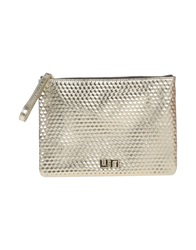 United Nude Handbags Platinum