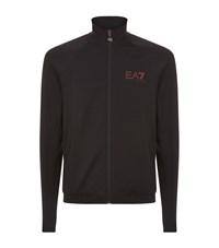 Armani Ea7 Evolution Zip Jacket Male Black