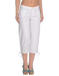 Emporio Armani Swimwear Swimwear Beach Trousers Women White