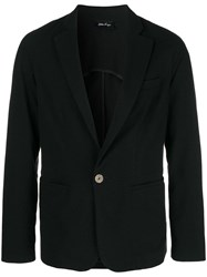 Andrea Ya'aqov Fitted Blazer Jacket Black