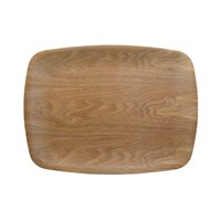 Magpie The Modern Home Wood Tray Oak Medium