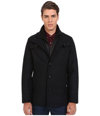7 Diamonds Palma Coat Navy Men's Coat