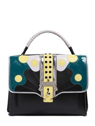 Paula Cademartori Petit Faye 70' Patchwork Leather Bag