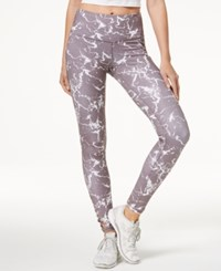 Ideology Marble Printed Leggings Created For Macy's