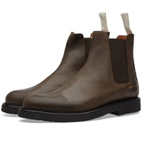 Common Projects Chelsea Workboot Brown