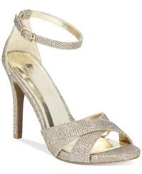 Material Girl Sara Two Piece Dress Sandals Only At Macy's Women's Shoes