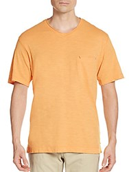 Robert Graham Classic Fit Beach Blast Tee Amber