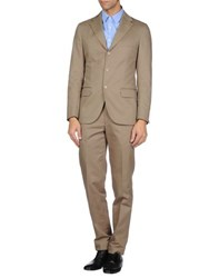 Mp Massimo Piombo Suits And Jackets Suits Men Military Green