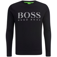 Hugo Boss Boss Green Men's Salbo Sweatshirt Black