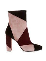 Gianvito Rossi Patchwork Ankle Boots