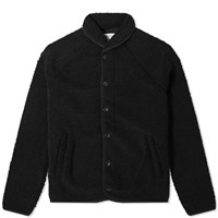 Ymc Beach Polar Fleece Jacket Black