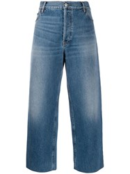 Balenciaga Cropped Denim Trousers 60
