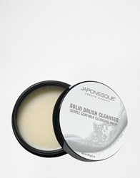 Japonesque Solid Brush Cleanser Brush Cleanser Clear