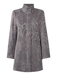 Tigi Tapestry Coat Grey