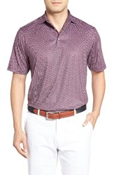 Peter Millar Men's Sean Stretch Polo