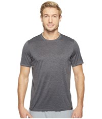 Prana Hardesty Short Sleeve Gravel Men's T Shirt Silver