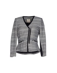 Rebecca Taylor Suits And Jackets Blazers Women Grey