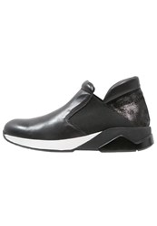 Everybody Hightop Trainers Schwarz Black