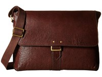 Scully Hidesign Machelle Lightweight Work Brief Bag Brown Briefcase Bags
