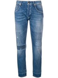 Golden Goose Deluxe Brand Jolly Jeans Blue
