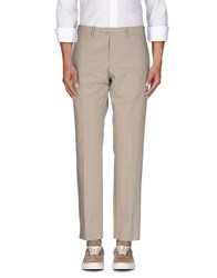 Neil Barrett Trousers Casual Trousers Men Beige