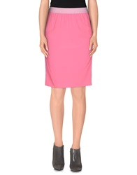 Sonia By Sonia Rykiel Knee Length Skirts Light Purple