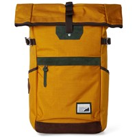 Master Piece Over V6 Roll Top Backpack Yellow