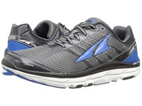 Altra Footwear Provision 3 Charcoal Blue Men's Running Shoes Multi