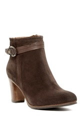 Alberto Fermani Ginose Ankle Bootie Brown