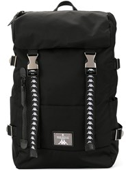 Makavelicxkappa Double Belt Backpack Black
