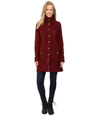 Kuhl Savina Syrah Women's Coat Purple