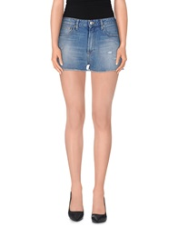 Mauro Grifoni Denim Shorts