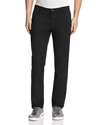 Hugo Boss Green C Rice Straight Fit Chinos Black
