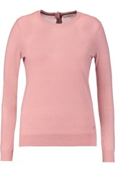 Tory Burch Cashmere Sweater Pink