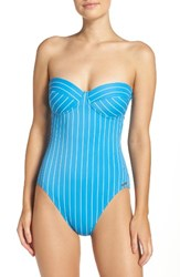 Vince Camuto Women's Underwire One Piece Swimsuit