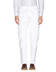 Tom Ford Casual Pants White
