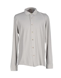 H953 Shirts Shirts Men Light Grey