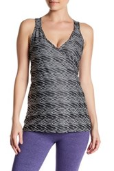 Belabumbum Active Nursing Cross Front Tank Maternity Multi