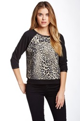 Weston Wear Isela Animal Print Shirt Multi